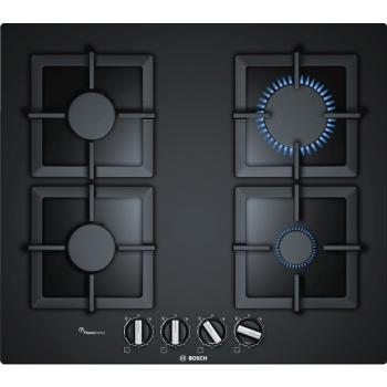 Plynová varná deska Bosch PPP6A6B20 černá