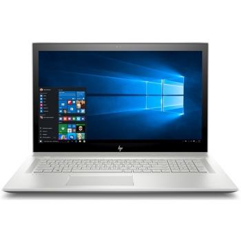 Notebook HP ENVY 17-bw0001nc stříbrný + dárek