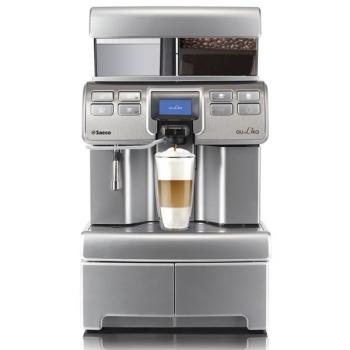 Espresso Saeco Aulika HSC Top RI stříbrné