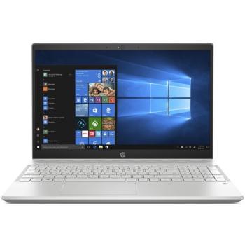 Notebook HP Pavilion 15-cs0008nc stříbrný + dárek