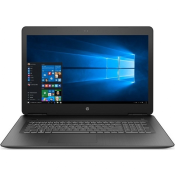 Notebook HP Pavilion Power 17-ab401nc černý + dárek