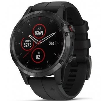 GPS hodinky Garmin Fenix5 Plus černé