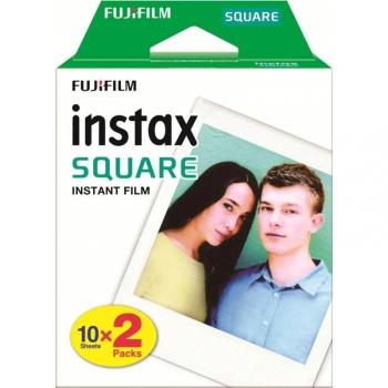 Instantní film Fujifilm Instax Square White 20ks