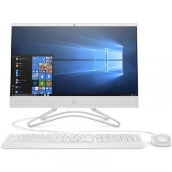 Počítač All In One HP 22-c0017nc bílý