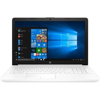 Notebook HP 15-db0039nc bílý