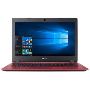 Notebook Acer Aspire 1 (A114-32-C8FY) červený