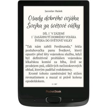 Čtečka e-knih Pocket Book 616 Basic Lux 2 černá