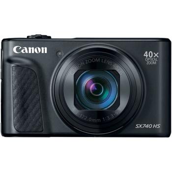 Digitální fotoaparát Canon PowerShot SX740 HS černý