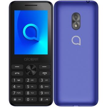 Mobilní telefon ALCATEL 2003D modrý