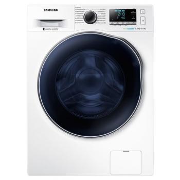 Automatická pračka se sušičkou Samsung WD80J6A10AW/LE bílá