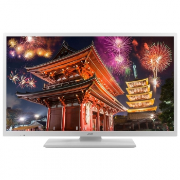 Televize JVC LT-32VW52L bílá