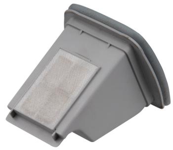 Filtry pro vysavače Gallet FASP 908  šedý