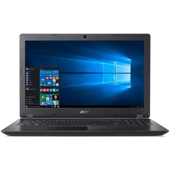 Notebook Acer Aspire 3 (A315-32-C8YA) černý + dárek