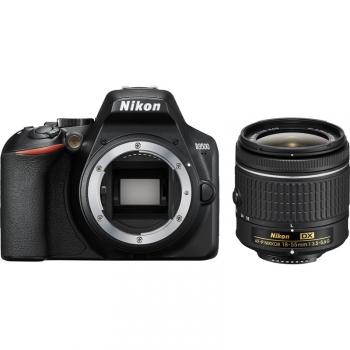 Digitální fotoaparát Nikon D3500 + 18-55 AF-P černý