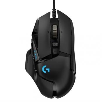 Myš Logitech Gaming G502 Hero High Performance černá