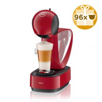 Espresso Krups NESCAFÉ Dolce Gusto Infinissima KP170531 červené