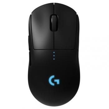 Myš Logitech Gaming G PRO Hero Wireless černá