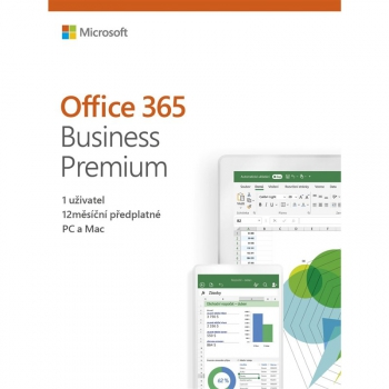Software Microsoft Office 365 Business premium CZ