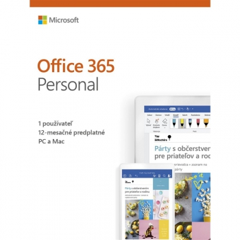 Software Microsoft Office 365 Personal SK