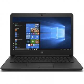 Notebook HP 14-dg0000nc černý