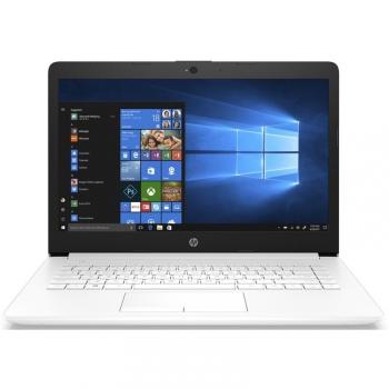 Notebook HP 14-dg0002nc bílý