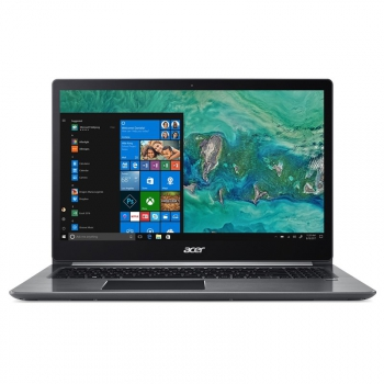 Notebook Acer Swift 3 (SF315-51-56XV) šedý