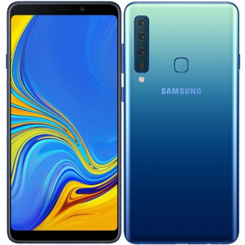Mobilní telefon Samsung Galaxy A9 CZ modrý