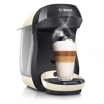 Espresso Bosch Tassimo Happy TAS1007 černé/krémové