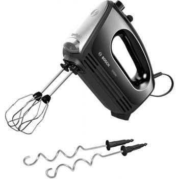 Ruční šlehač Bosch MFQ2520B černý/stříbrný