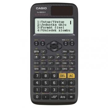 Kalkulačka Casio ClassWiz FX 85 CE X černá
