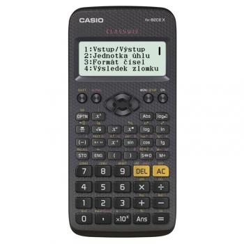 Kalkulačka Casio ClassWiz FX 82 CE X černá