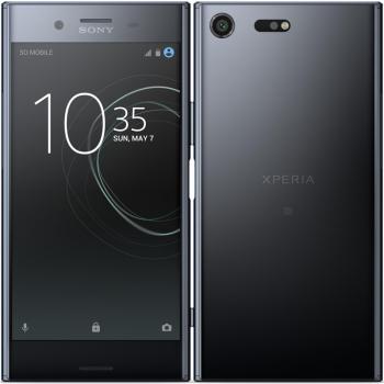Mobilní telefon Sony Xperia XZ Premium Single Sim (G8141) černý + dárky