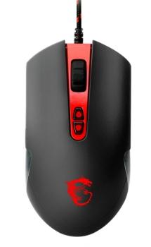 Myš MSI Interceptor DS100 Gaming černá