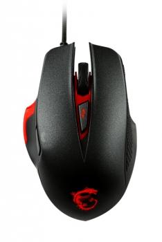 Myš MSI Interceptor DS300 Gaming černá