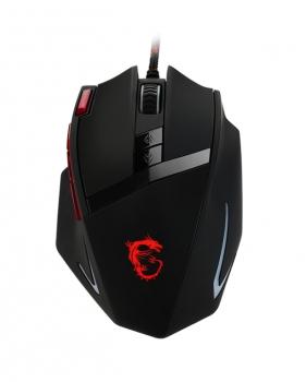 Myš MSI Interceptor DS200 Gaming černá