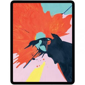 "Dotykový tablet Apple iPad Pro 12.9"" (2018) Wi-Fi + Cell 1 TB - Silver + dárky"