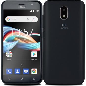 Mobilní telefon myPhone Fun 6 Lite černý