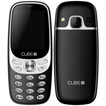 Mobilní telefon CUBE 1 F500 černý