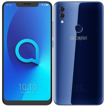 Mobilní telefon ALCATEL 5V 5060D Dual SIM modrý