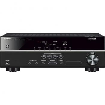 AV Receiver Yamaha HTR-2071 černý