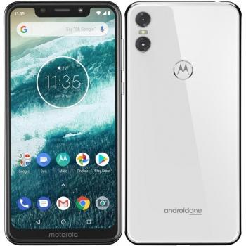 Mobilní telefon Lenovo One Dual SIM bílý + dárek