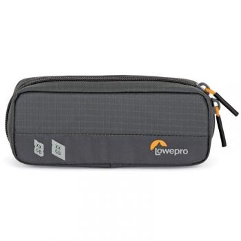 Pouzdro Lowepro GearUp Memory Wallet 20 šedé
