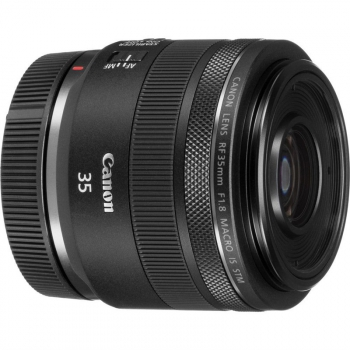 Objektiv Canon RF 35 mm f/1.8 Macro IS STM - SELEKCE AIP2 černý