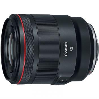 Objektiv Canon RF 50 mm f/1.2L USM - SELEKCE AIP černý