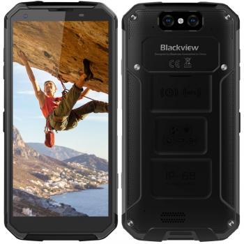 Mobilní telefon iGET BLACKVIEW GBV9500 černý + dárek