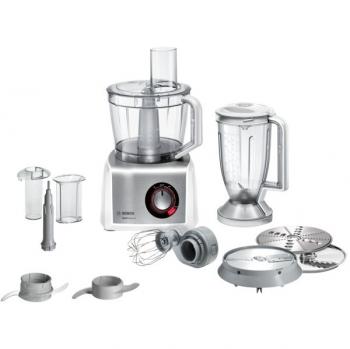 Kuchyňský robot Bosch MC812S814 bílý/nerez