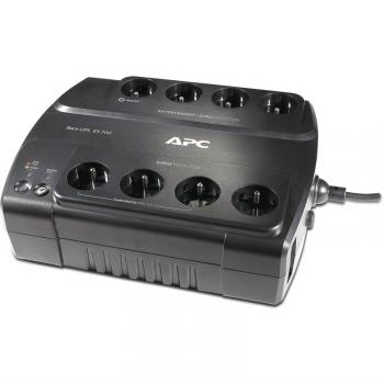 Záložní zdroj APC Power-Saving Back-UPS ES 700VA černý