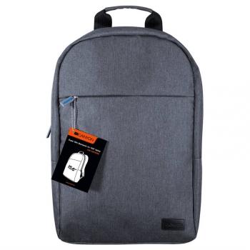 """Batoh na notebook Canyon Super Slim pro 15.6"""" šedý"""