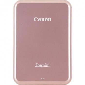 Fototiskárna Canon Zoemini bílá/růžová + dárek