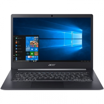 Notebook Acer TravelMate X5 (TMX514-51-533T) černý